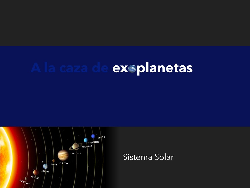 Sistema Solar A la caza de exoplanetas por imag...