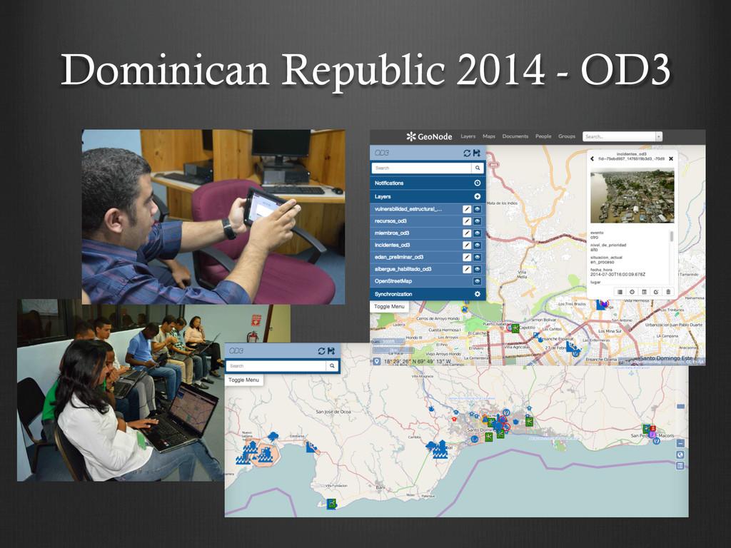 Dominican Republic 2014 - OD3