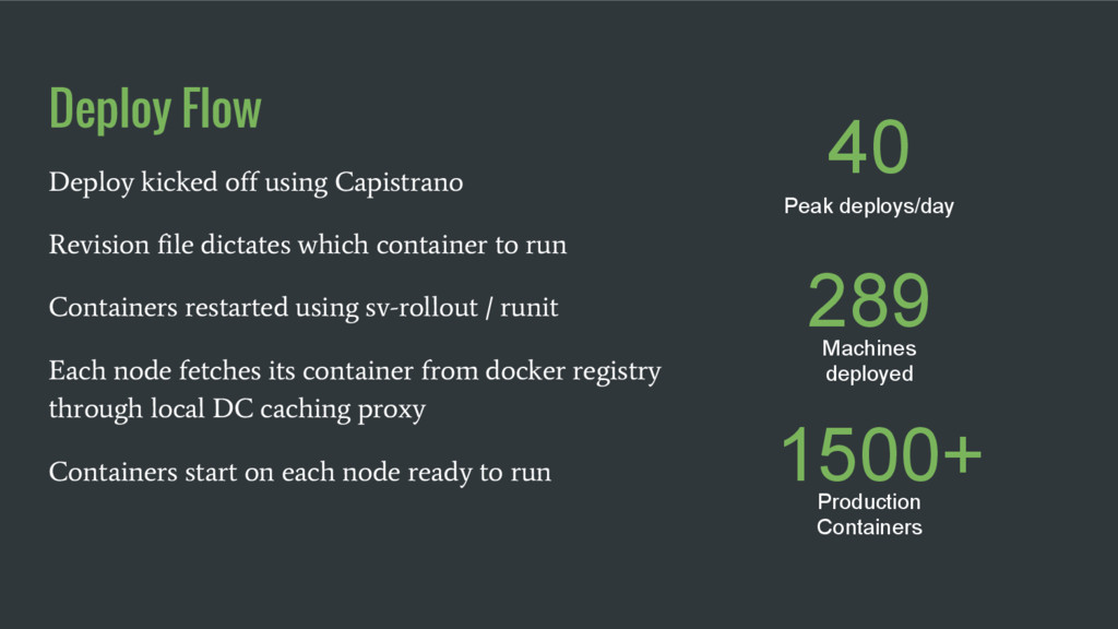 Deploy Flow Deploy kicked off using Capistrano ...