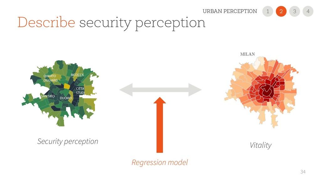 34 2 1 3 URBAN PERCEPTION 4 Describe security p...