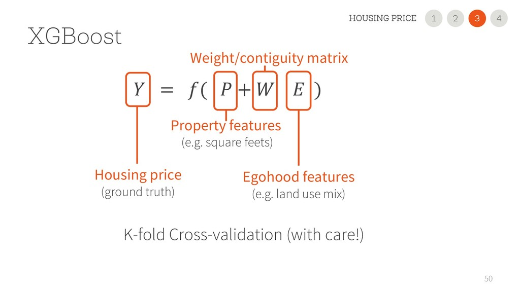 50 XGBoost K-fold Cross-validation (with care!)...