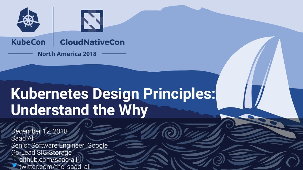 Kubernetes Design Principles: Understand the Why