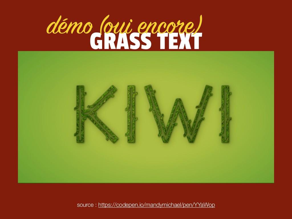 GRASS TEXT source : https://codepen.io/mandymic...