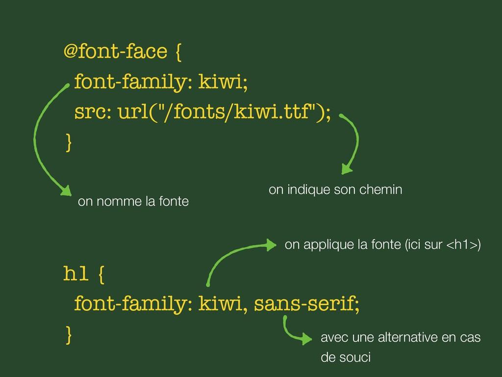 """@font-face { font-family: kiwi; src: url(""""/font..."""