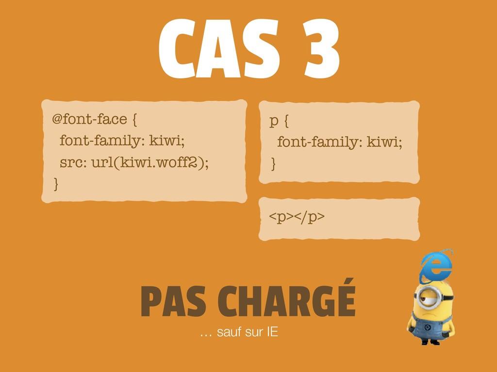 CAS 3 @font-face { font-family: kiwi; src: url...