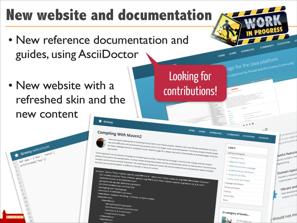 @glaforge — Greach 2014 New website and documen...