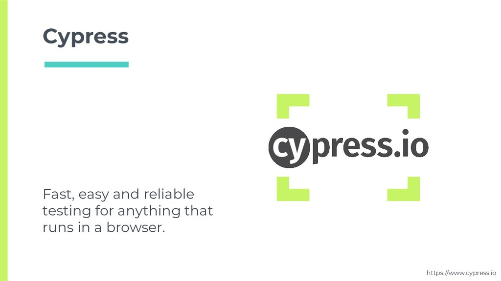 Cypress Fast, easy and reliable testing for any...