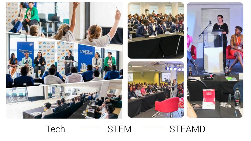 Tech STEM STEAMD