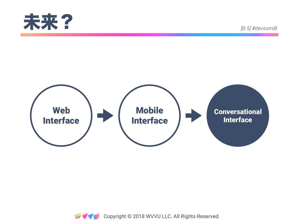 ະདྷʁ Web Interface Mobile Interface Conversation...