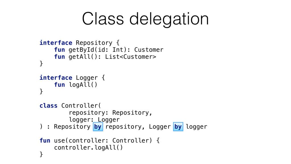 interface Repository { fun getById(id: Int): Cu...