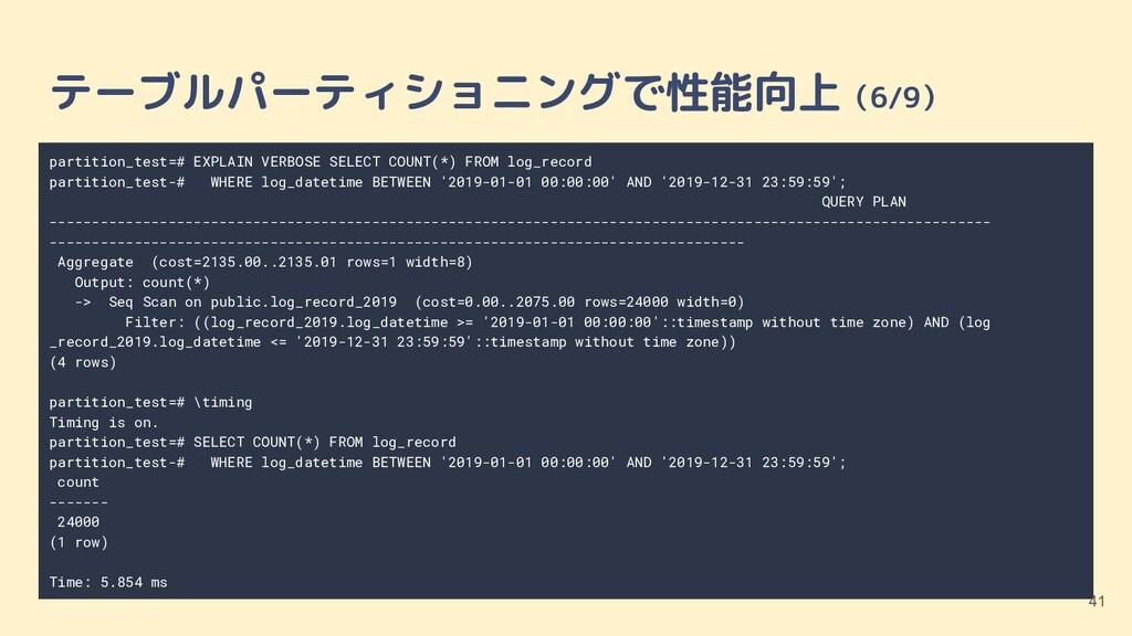 partition_test=# EXPLAIN VERBOSE SELECT COUNT(*...