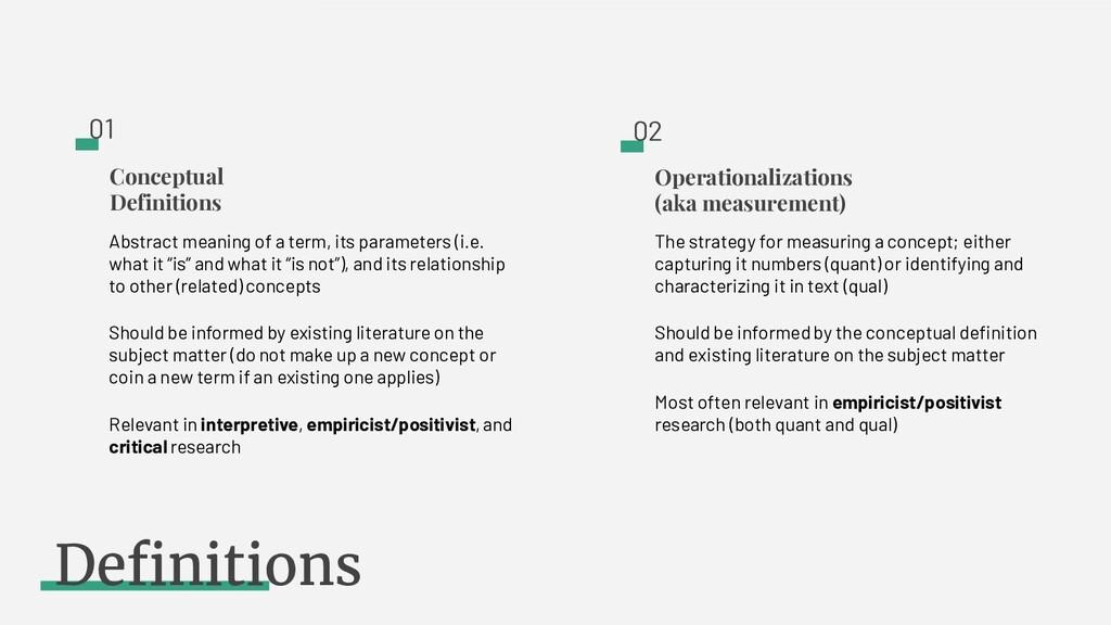 Operationalizations (aka measurement) 02 Concep...