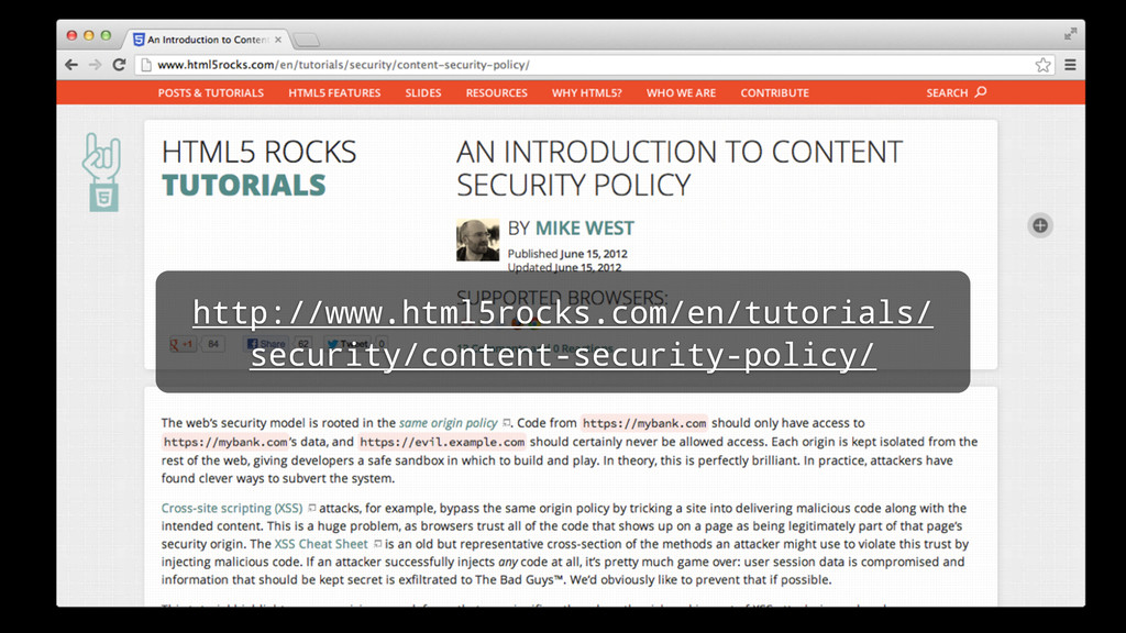 http://www.html5rocks.com/en/tutorials/ securit...