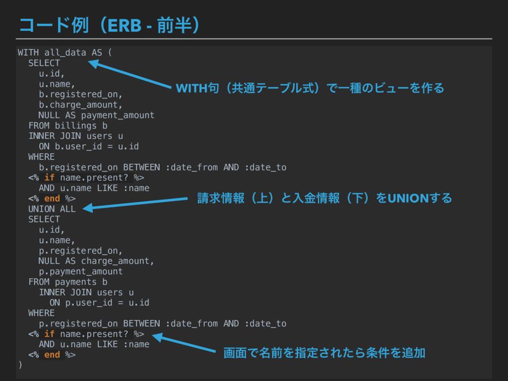 ίʔυྫʢERB - લʣ WITH all_data AS ( SELECT u.id, ...