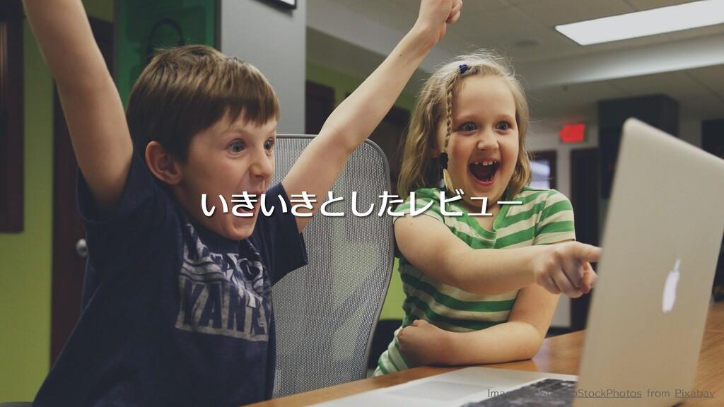 いきいきとしたレビュー Image by StartupStockPhotos from Pi...