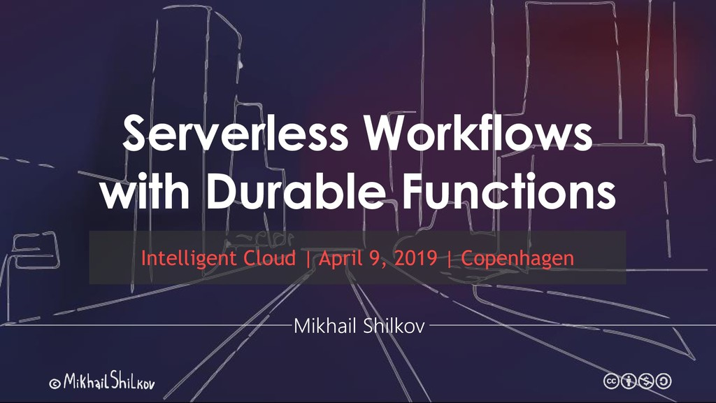 Serverless Workflows with Durable Functions Int...