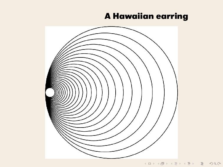 A Hawaiian earring