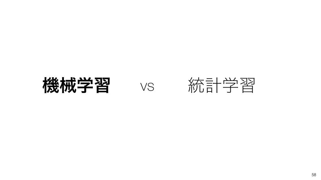 ػցֶश ౷ܭֶश vs 58