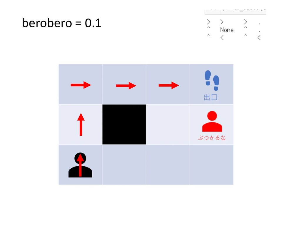 berobero = 0.1