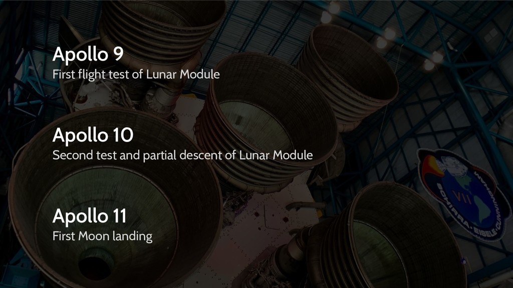 Apollo 9 First flight test of Lunar Module Apol...
