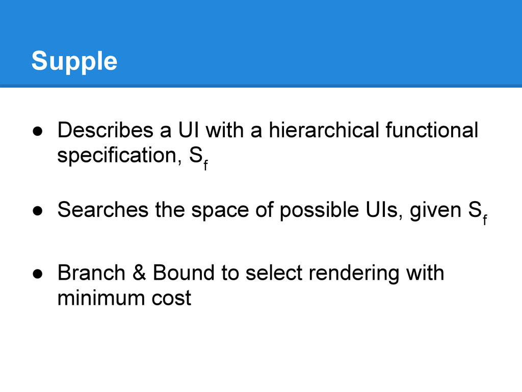 ● Describes a UI with a hierarchical functional...