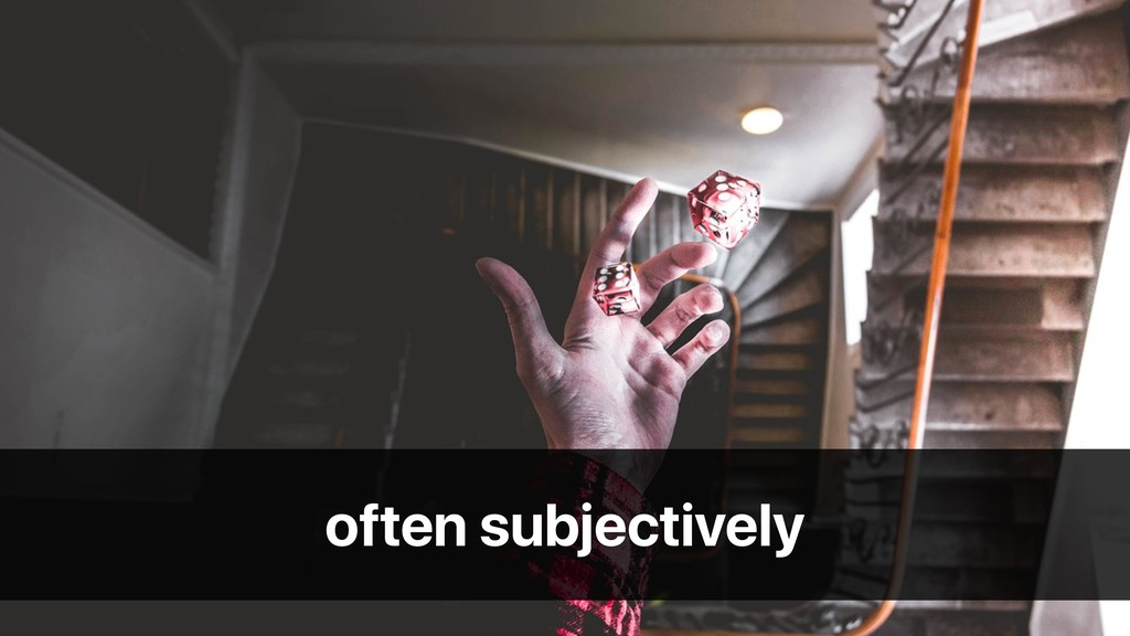 twitter.com/mgechev often subjectively