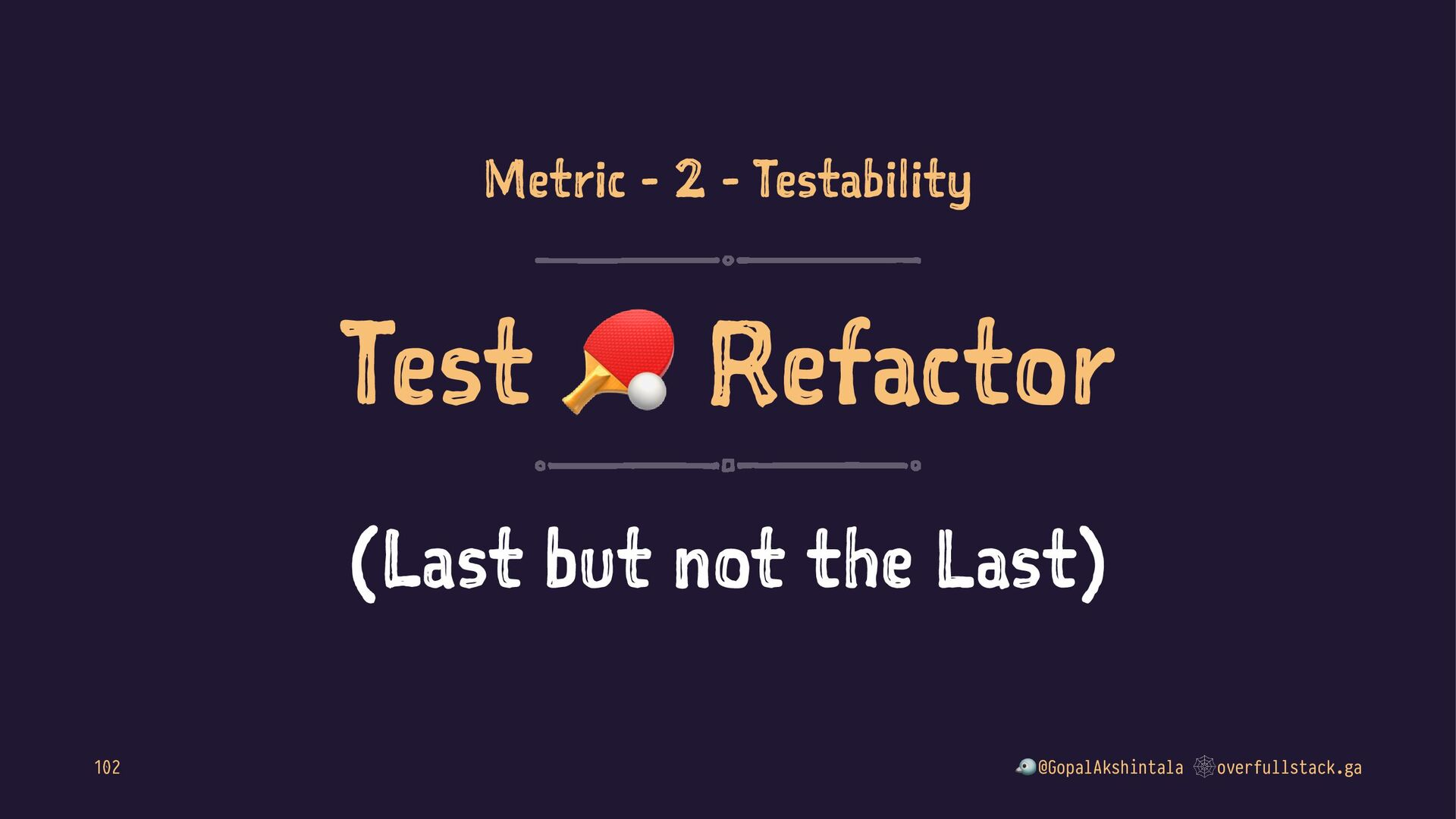 M tr c - 2 - T st bi it T st ! R fa to (L st ut...