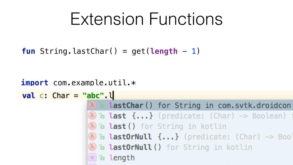 import com.example.util.lastChar import com.exa...