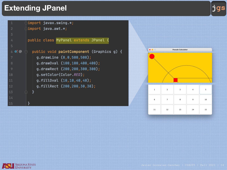 jgs Jlist and JComboBox