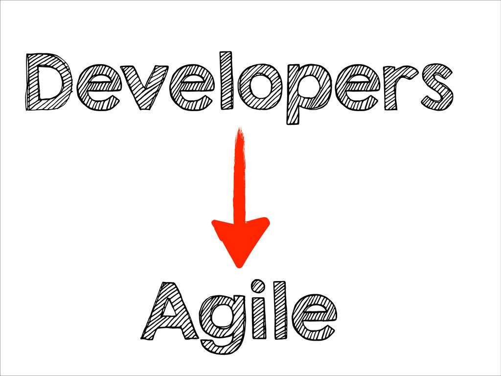 Developers Agile