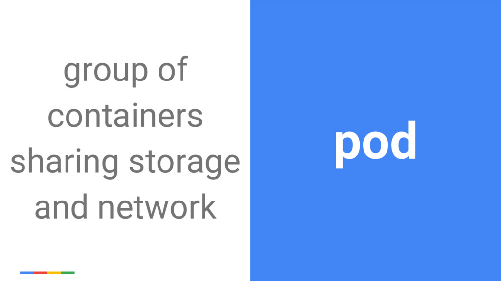 14 Google Cloud Platform pod group of container...