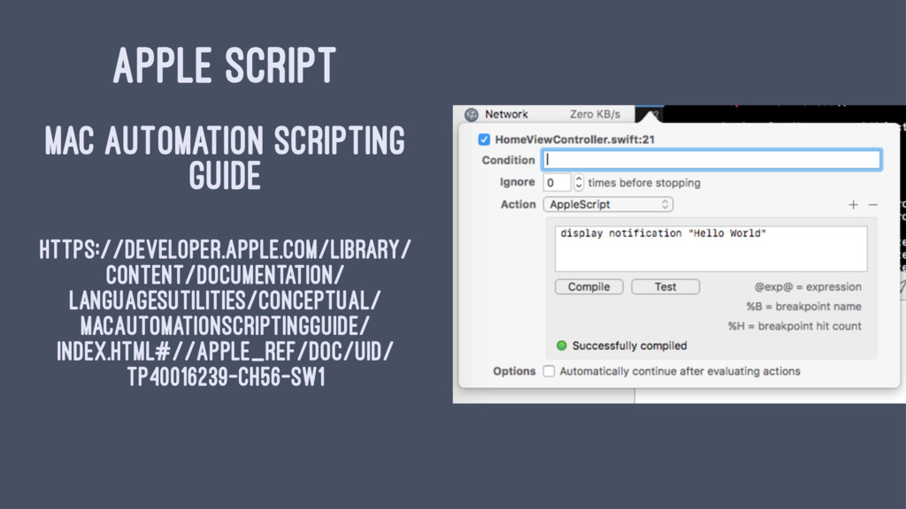 APPLE SCRIPT MAC AUTOMATION SCRIPTING GUIDE htt...