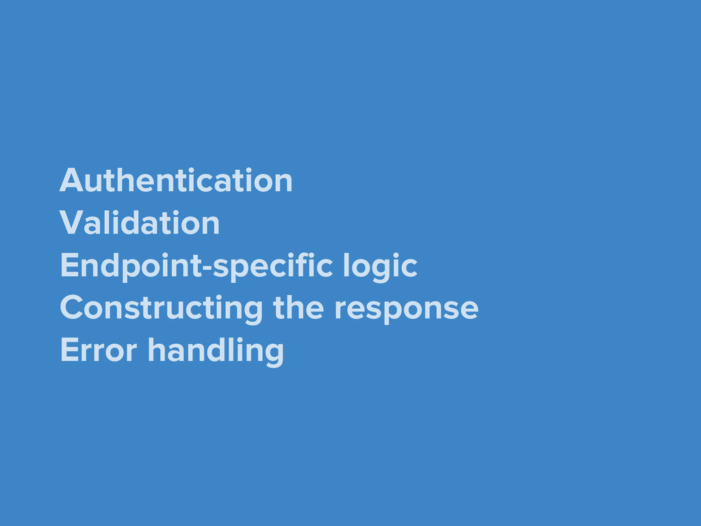 Authentication Validation Endpoint-specific log...