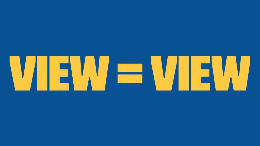 View = View