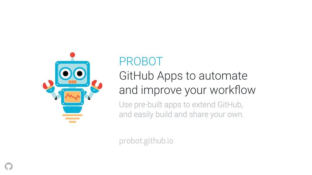 probot.github.io