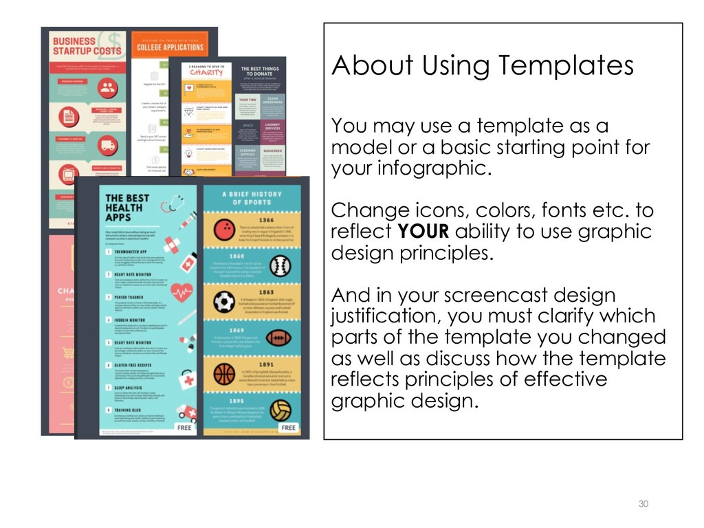 About Using Templates You may use a template as...