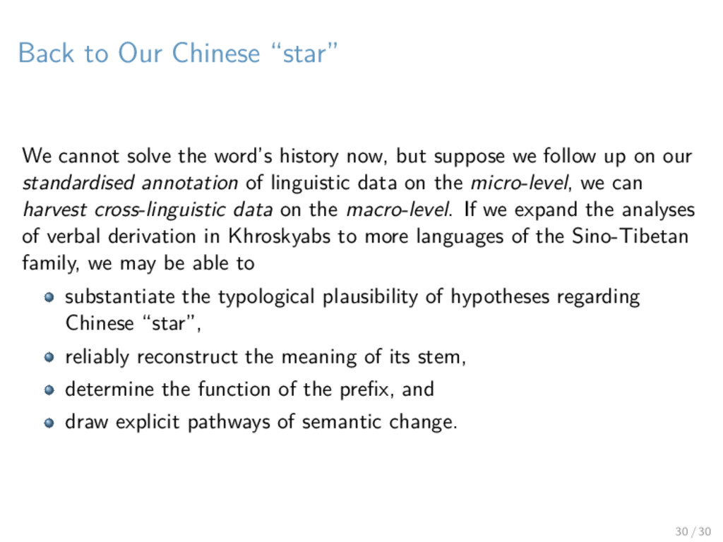 "Back to Our Chinese ""star"" We cannot solve the ..."