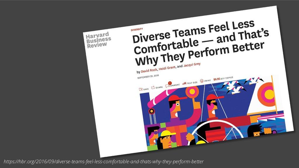 https://hbr.org/2016/09/diverse-teams-feel-less...