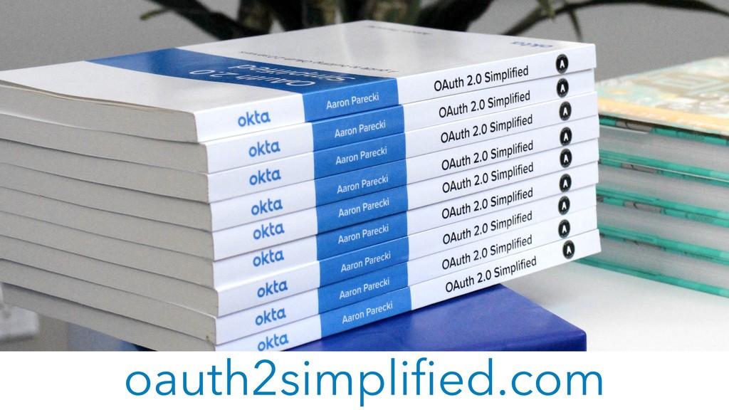 oauth2simplified.com
