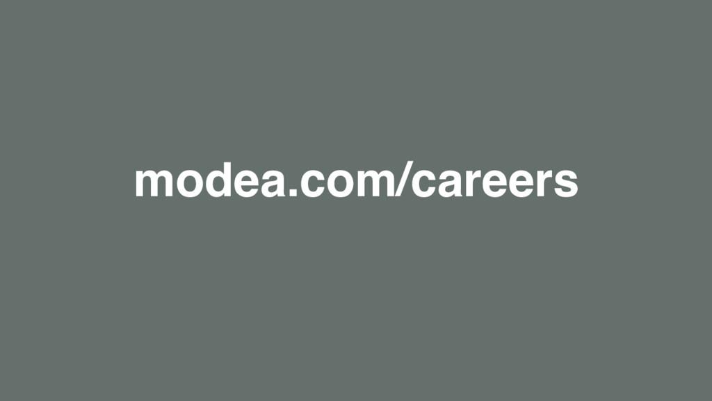 modea.com/careers