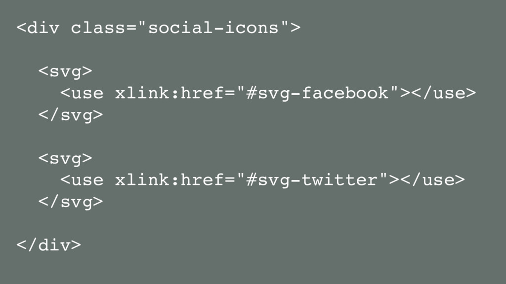 """<div class=""""social-icons""""> <svg> <use xlink:hre..."""