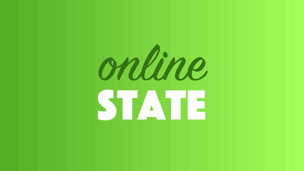 state online