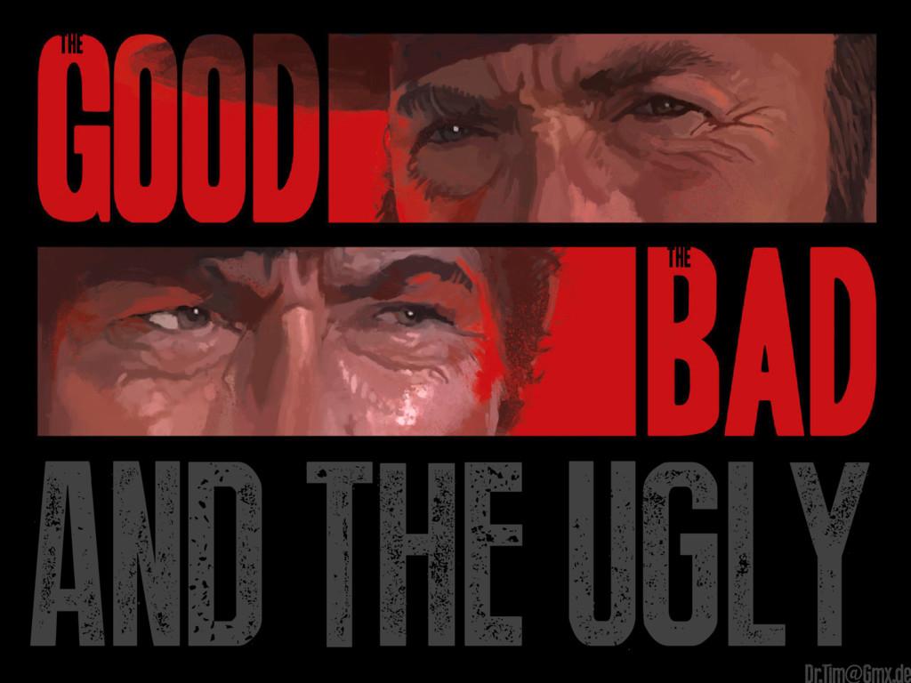 And The Ugly e Dr.Tim@Gmx.de