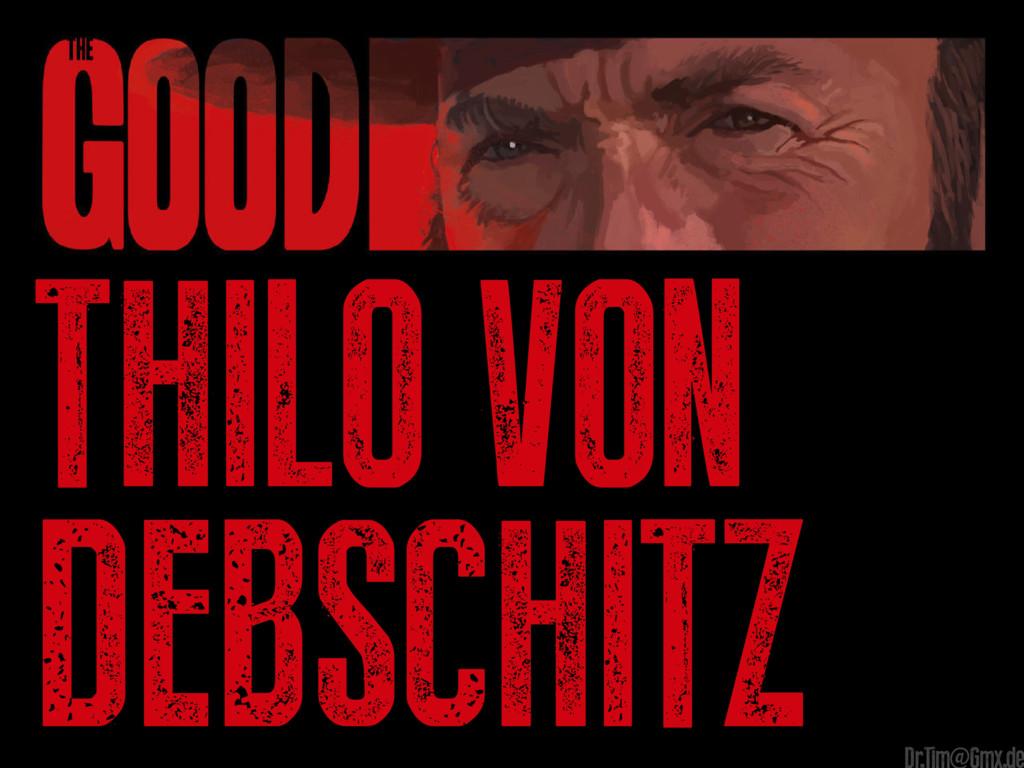 Thilo von Debschitz Dr.Tim@Gmx.de