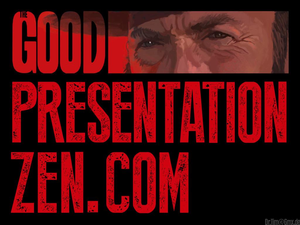presentation Zen.com Dr.Tim@Gmx.de