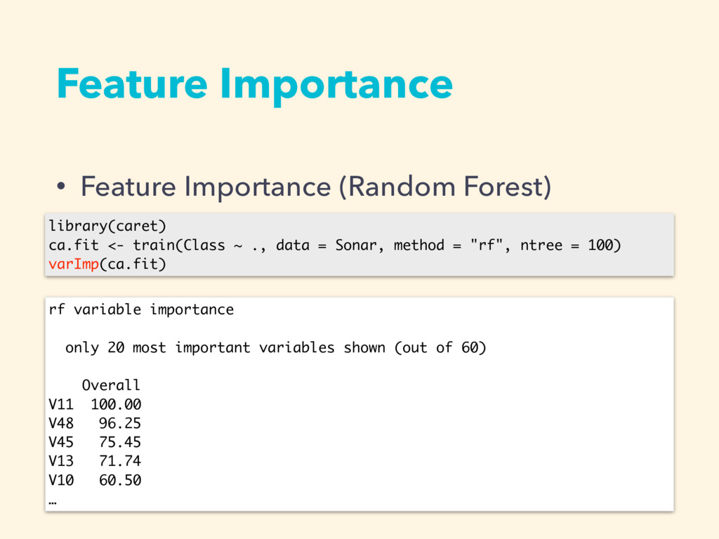 • Feature Importance (Random Forest) Feature Im...