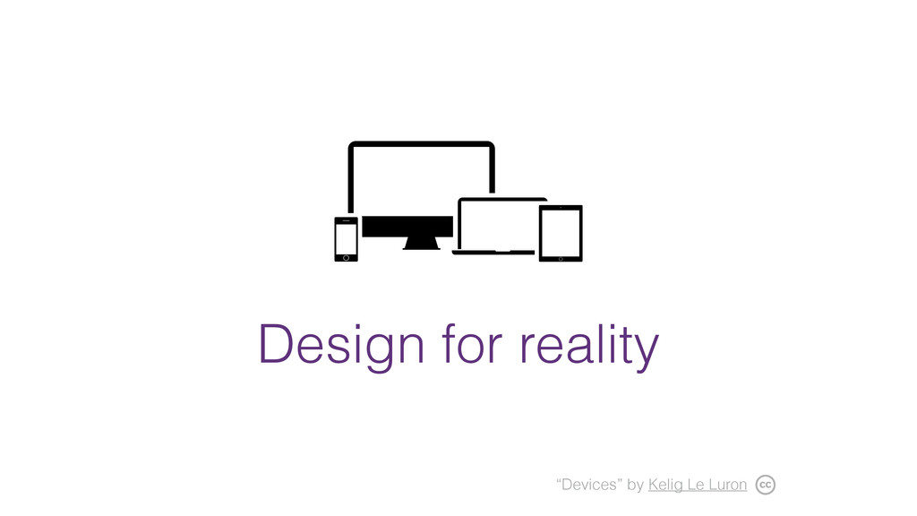 """Design for reality """"Devices"""" by Kelig Le Luron"""