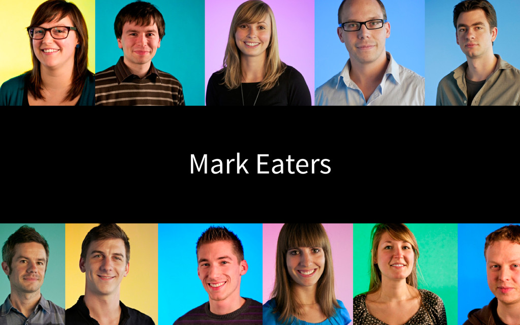 Mark Eaters