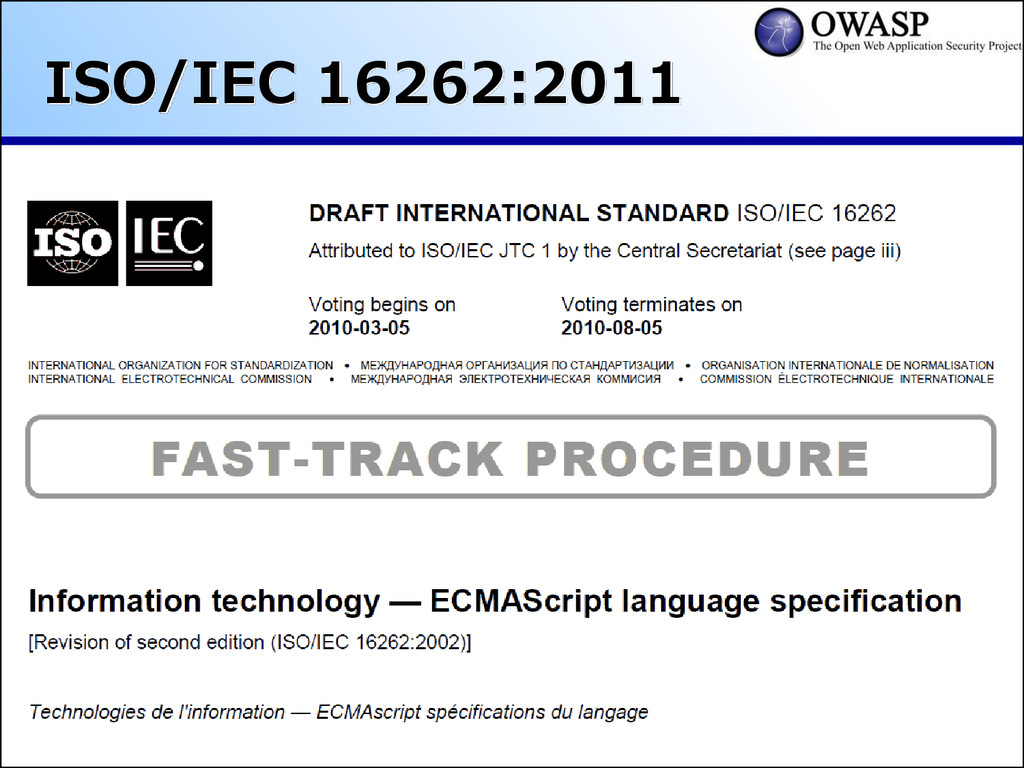 ISO/IEC 16262:2011