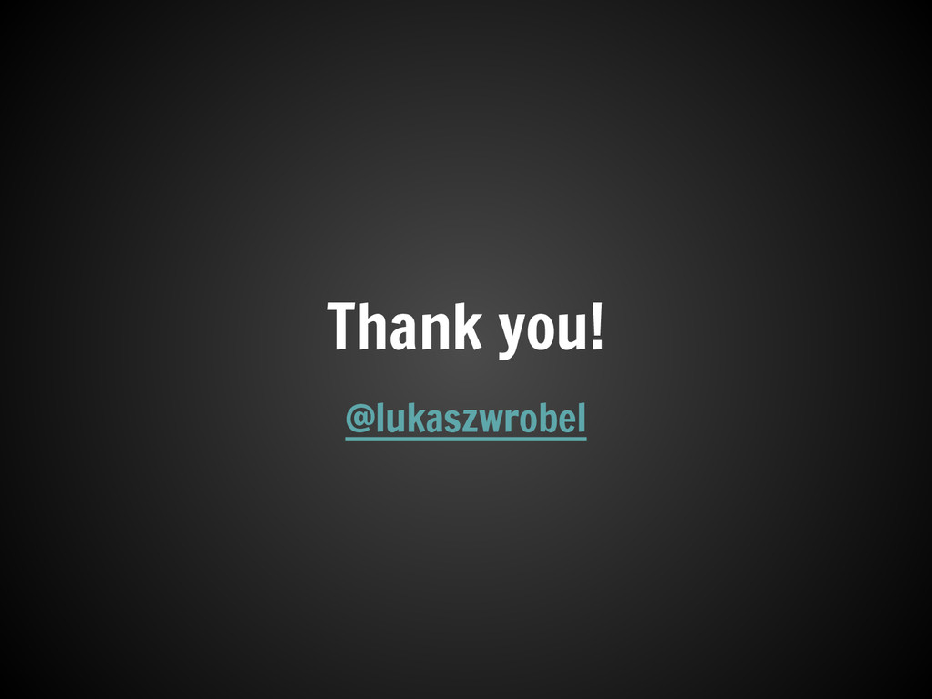 @lukaszwrobel Thank you!